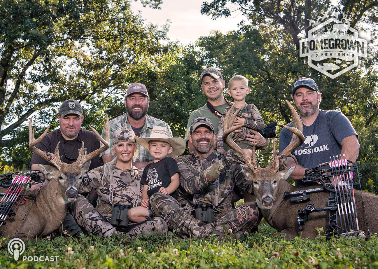 Family and Hunting with Lee and Tiffany Lakosky