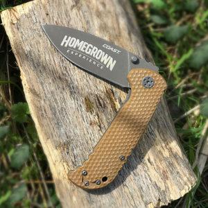 Homegrown Experience Locking Pocket Knife