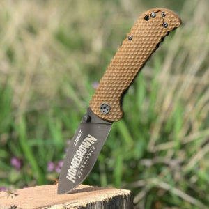Homegrown Experience Locking Pocket Knife