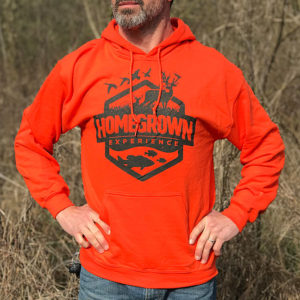 Homegrown Experience Sweatshirt – Blaze Orange