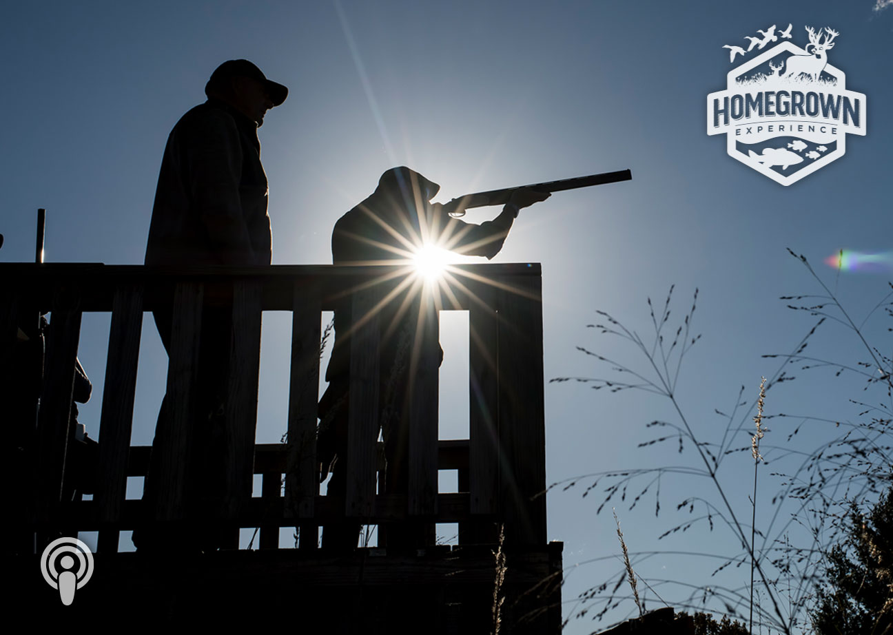 Sporting Clays and Wing Shooting with Rick Hemingway