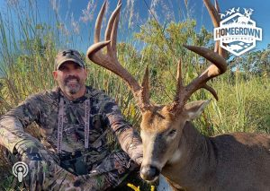 Growing Mature Whitetails and So Much More with Lee Lakosky