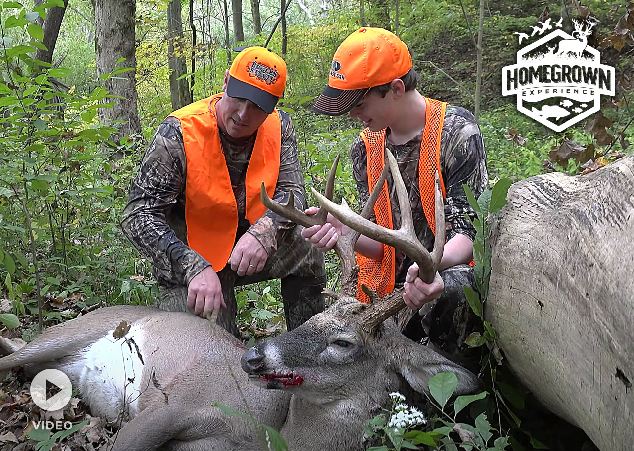 Read more about the article Surprise Buck During Kentucky Youth Deer Season